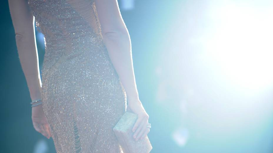 Atriz americana Kate Hudson chega para a cerimônia de abertura do 69º Festival de Veneza