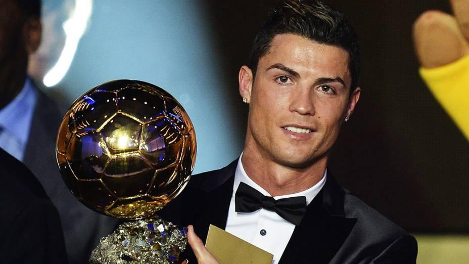 Cristiano Ronaldo: na lista dos melhores da Uefa pelo oitavo ano consecutivo