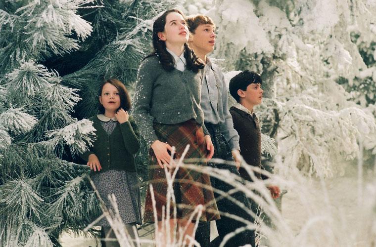O romance infanto-juvenil As Crônicas de Nárnia, baseado na obra de Clive Staples Lewis.