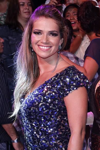 Os participantes do Big Brother Brasil 13 se reuniram para assistir à grande final, nesta terça-feira (26), no Projac, Rio de Janeiro