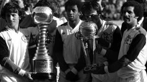 O Flamengo campeão mundial, comandado por Zico, em 13 de dezembro de 1981