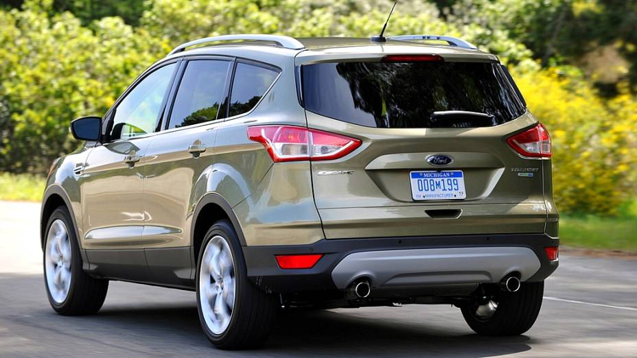10 - Ford Escape: 261.008 unidades vendidas