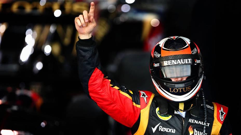Kimi Raikkonen vence o Grande Prêmio da Austrália