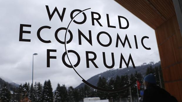 Fórum Econômico Mundial em Davos, na Suíça