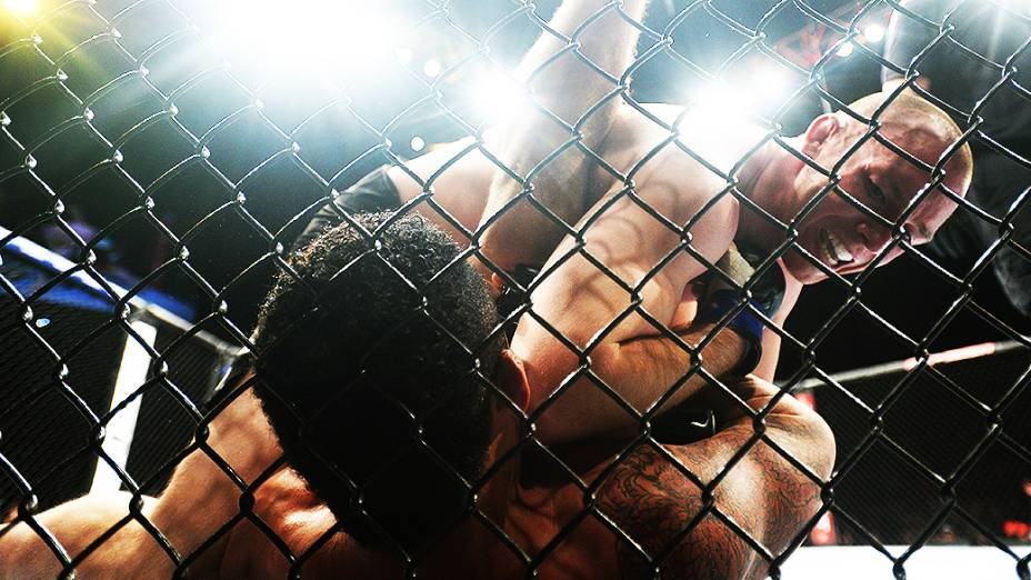 UFC Fight Night em Natal: Francimar Barrosox Hans Stringer