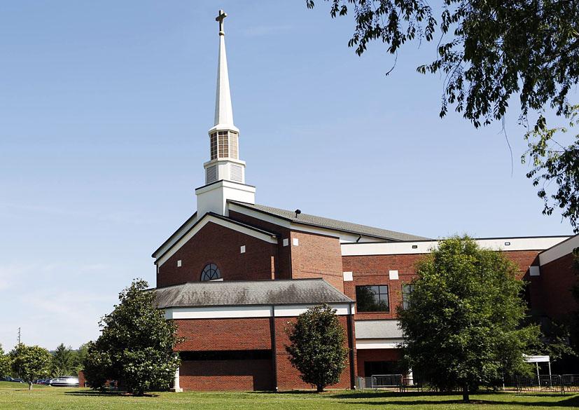 <br><br>  Igreja Presbiteriana de Nashville, Tennessee, onde foi realizado o funeral da cantora Donna Summer, falecida após longa batalha contra o câncer<br><br>