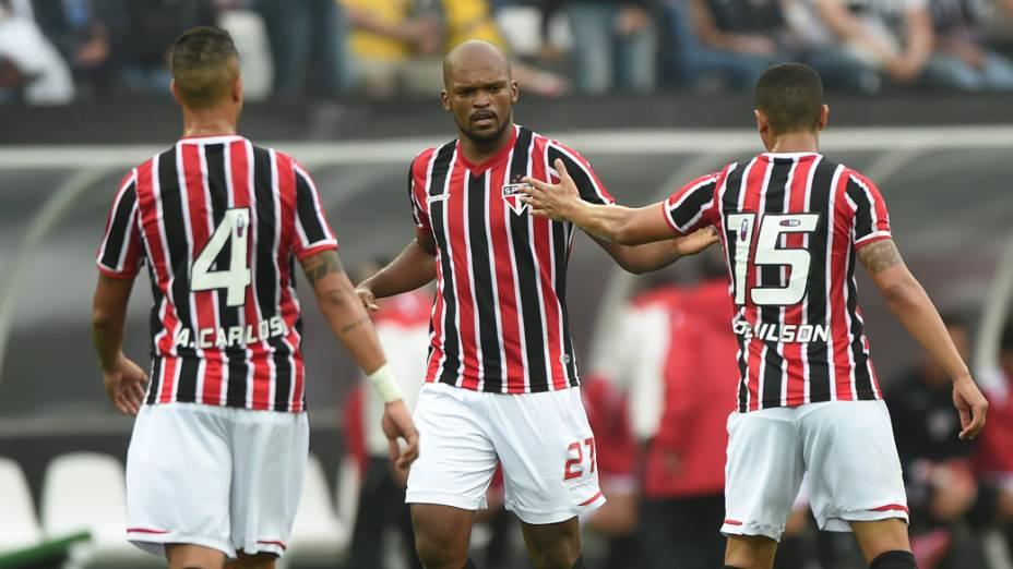 Partida entre Corinthians x São Paulo, realizada no Itaquerão