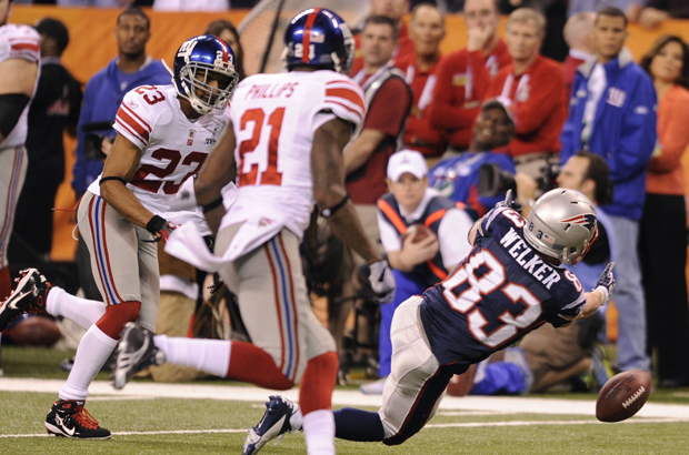 New York Giants vence Super Bowl pela quarta vez