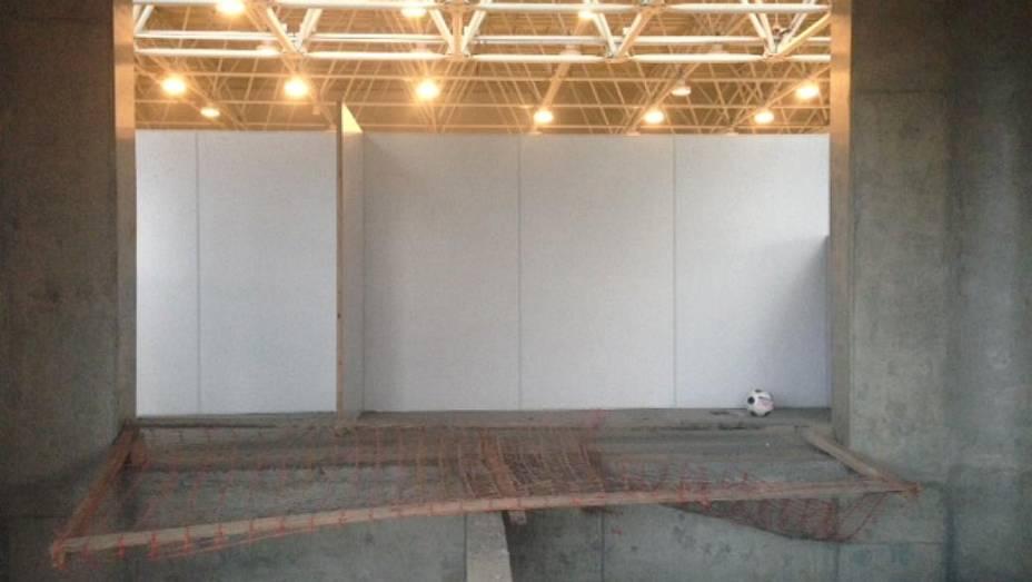Galeão: instalação sem elevador no terminal 2