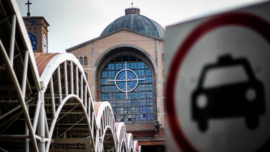 O Santuário Nacional de Nossa Senhora Aparecida, receberá visita do papa Francisco durante a Jornada Mundial da Juventude em julho