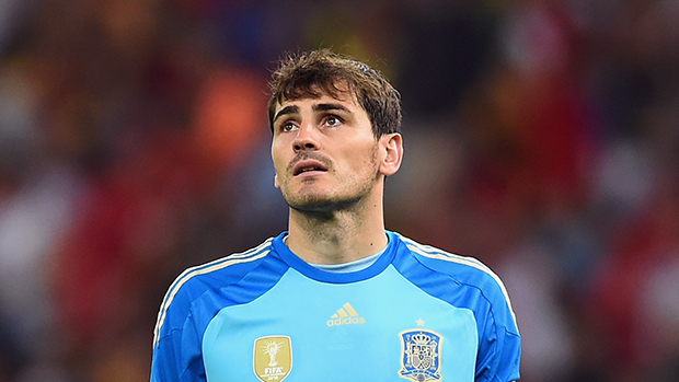 Iker Casillas, da Espanha