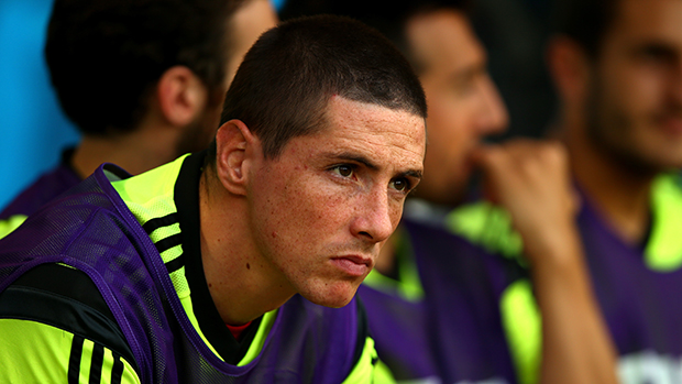 Fernando Torres, da Espanha