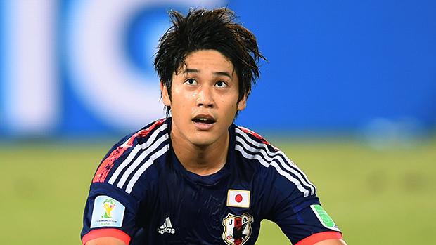 Atsuto Uchida, do Japão