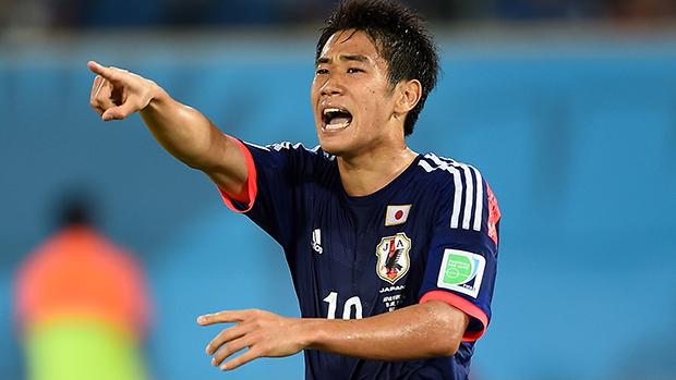 Shinji Kagawa, do Japão