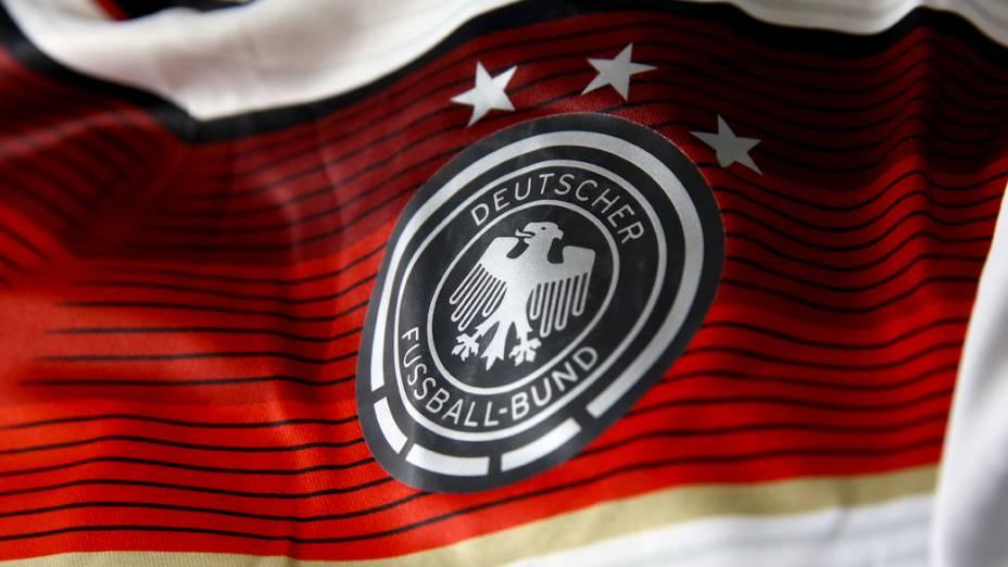 Nova camisa da Alemanha para a Copa do Mundo 2014