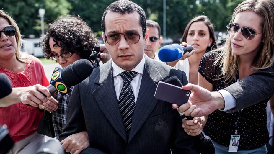 """Gil Rugai afirma ser inocente e que """"as provas não dizem nada"""""""