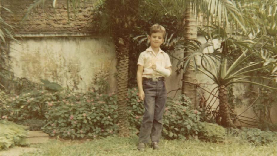 A infância do prefeito Gilberto Kassab
