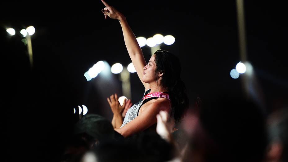 Show de Gogol Bordello e Lenine no Rock in Rio 2013