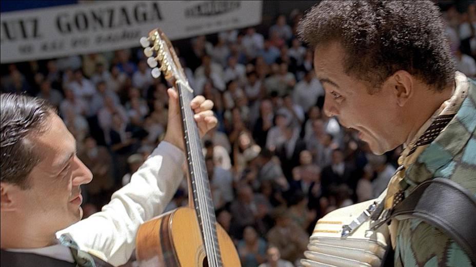 Gonzaga - de Pai para Filho: Gonzagão dizia que gostava de cantar para o povo