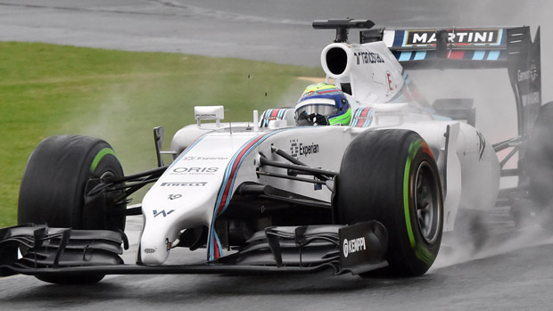 Felipe Massa, no GP da Austrália de F1