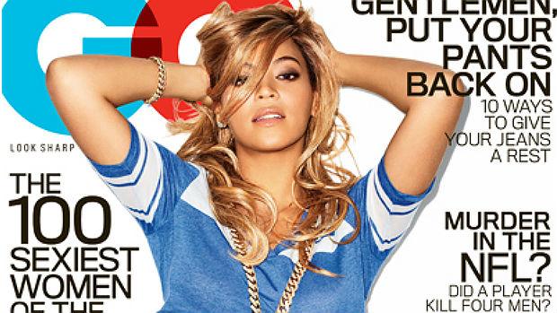 Beyoncé posa para a capa da revista <em>GQ</em>
