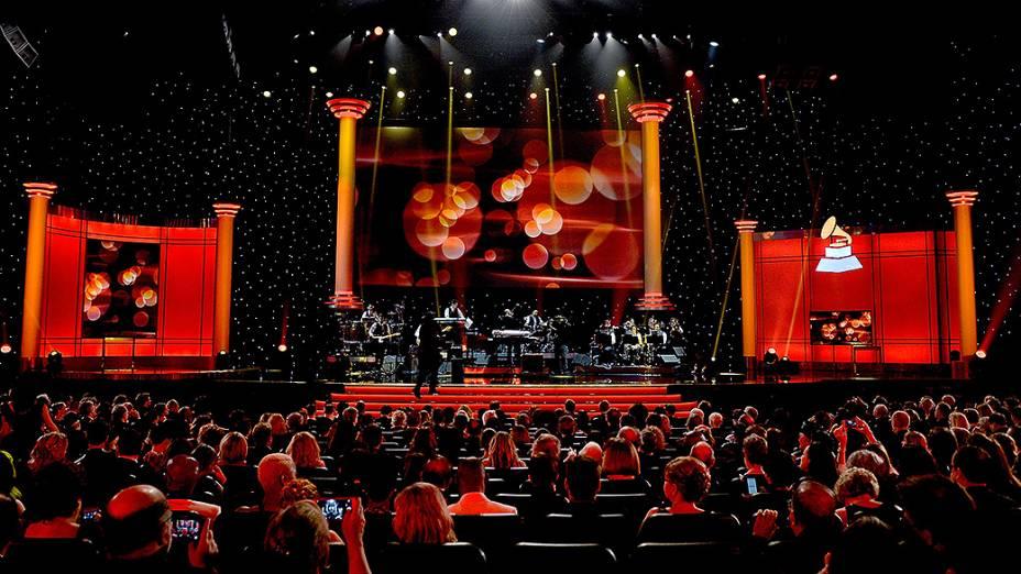 57ª edição do Grammy, premiação que elege os melhores da música internacional, que acontece neste domingo (08)