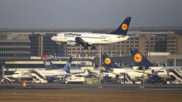 Lufthansa Rio Frankfurt