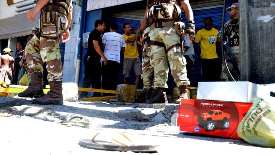Agentes da Força Nacional de Segurança Pública, do Exército e da Ciosac (Companhia Independente de Operações e Sobrevivência na Área de Caatinga) já estão em Recife, nesta quinta-feira (15)