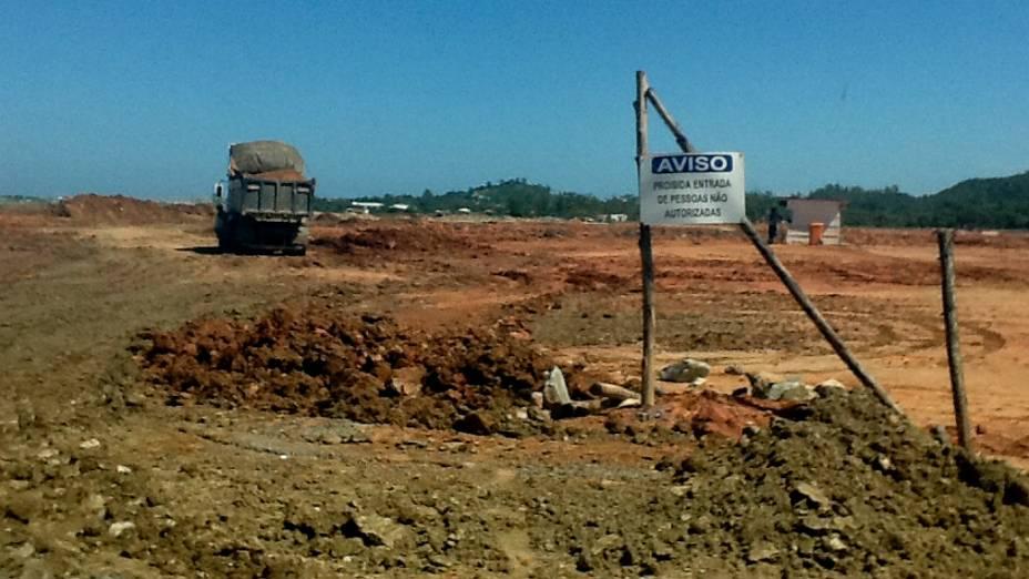 Vigília e a missa final com o papa, na JMJ, acontecerão em dois terrenos de 3,5 milhões de metros quadrados, em Guaratiba