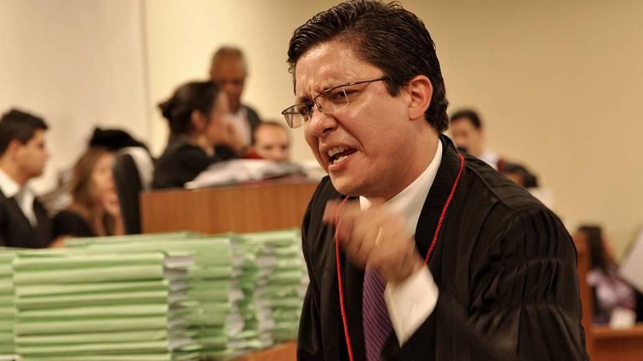 Henry Castro, promotor do Caso Bruno