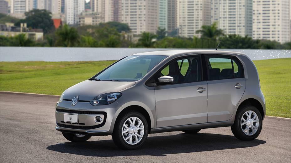 High up ! marca início de uma nova era para a Volkswagen no Brasil