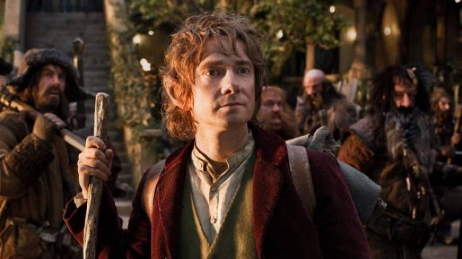 O filme O Hobbit só conseguiu alcançar a marca de 1 bilhão de dólares depois de estrear na China, que fechou a conta no começo de 2013
