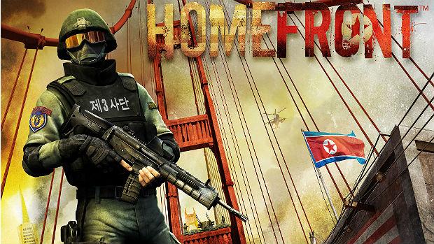 No game <em>Homefront</em>, o inimigo é a Coreia do Norte