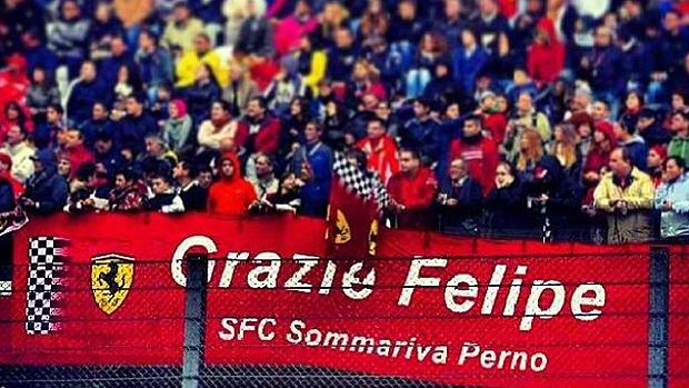 A Ferrari dedicou seu tradicional evento de final de ano, batizado de Final Mundial, para homenagear o brasileiro Felipe Massa, que faz sua despedida neste ano após oito temporadas defendendo a equipe
