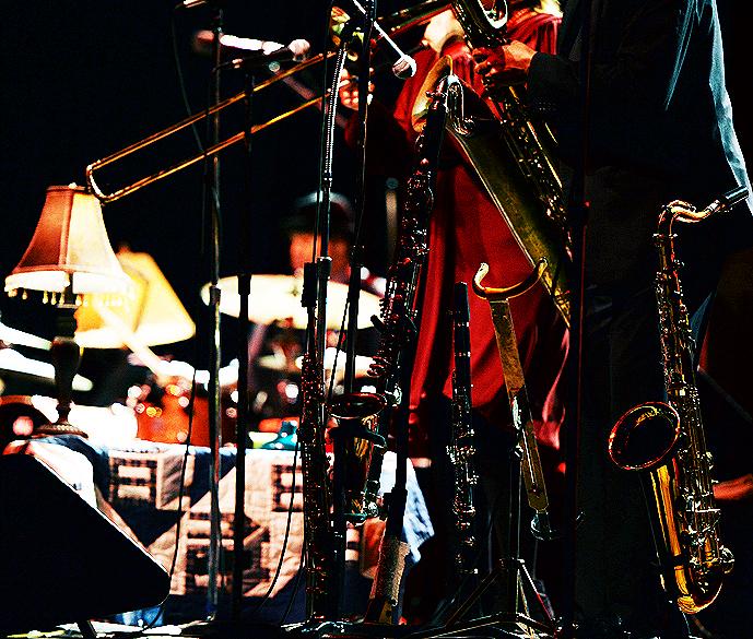 Show do ator e músico Hugh Laurie, no Citibank Hall em SP