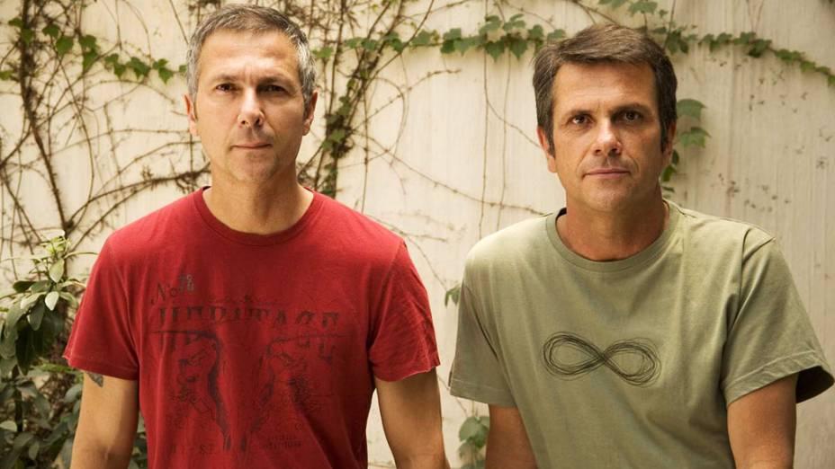 Designers Humberto e Fernando Campana