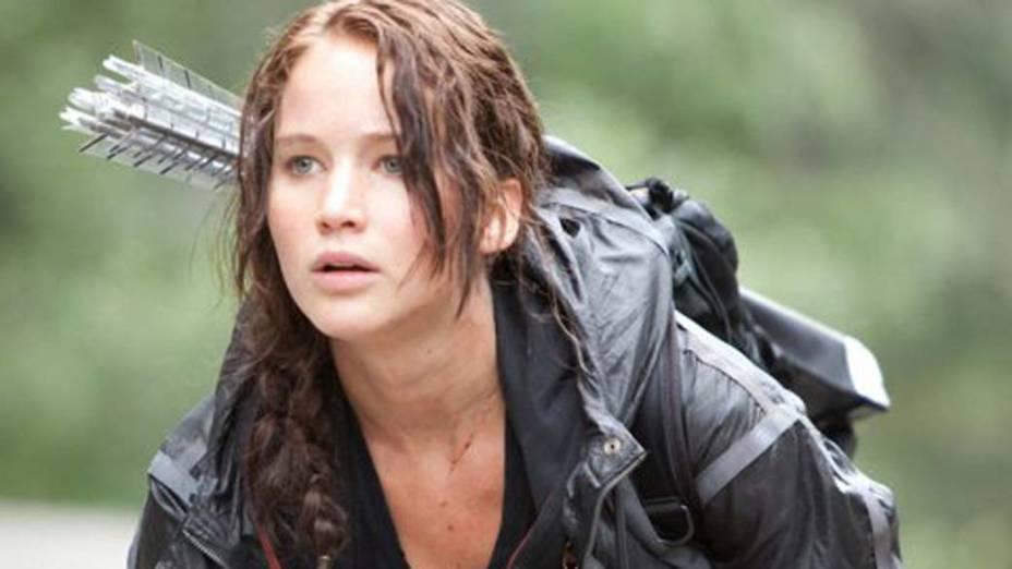 Para protagonizar Jogos Vorazes, Jennifer Lawrence teve de fazer aulas de arco e flecha para dar vida a Katniss Everdeen