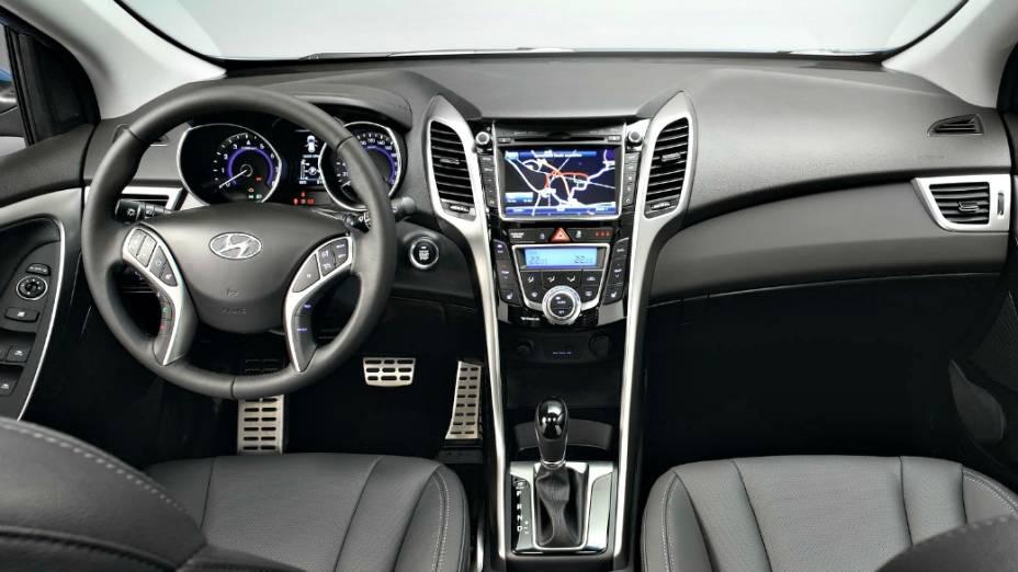 O hatchback i30, da Hyundai