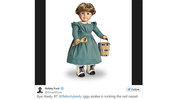 Iggy Azalea: uma cantora ou uma boneca?