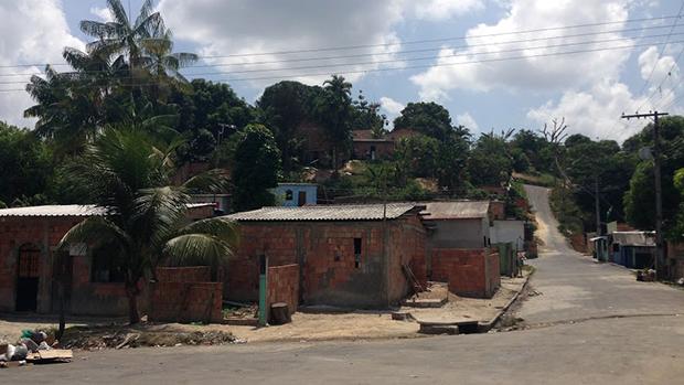 Bairro Alfredo Nascimento, em Manaus