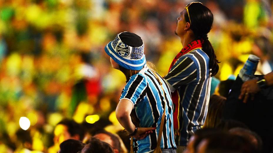 Festa de abertura da nova Arena do Grêmio