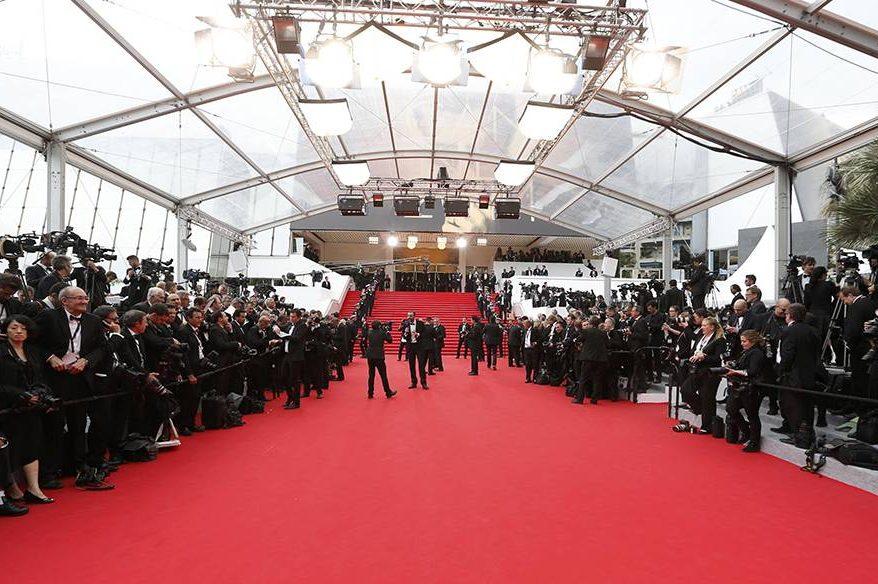 Cerimônia de abertura do 67º Festival de Cinema de Cannes, na França