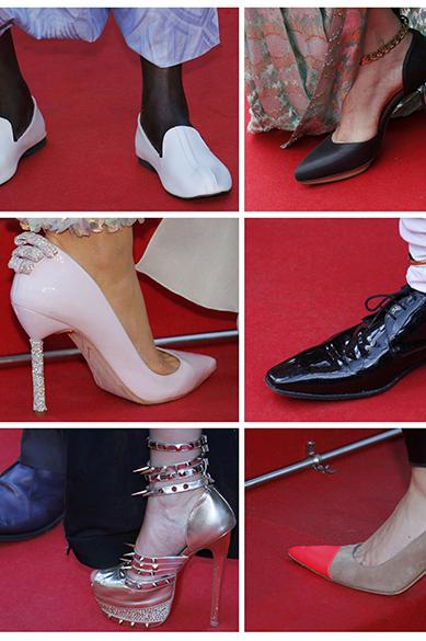 Acessórios, vestidos e maquiagens das atrizes convidadas do 67º Festival de Cinema de Cannes, na França