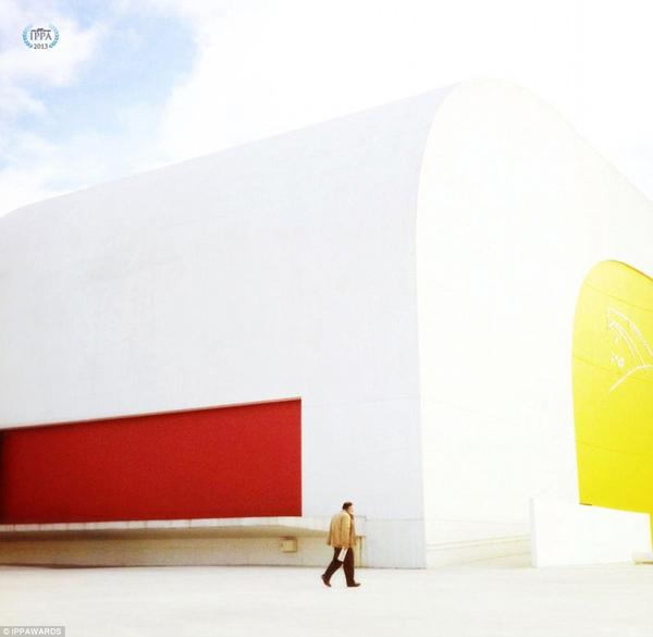 Fotografia de Jose Luis Barcia - Vencedora na categoria: Arquitetura