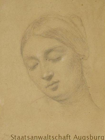 Female Portrait, de Jean-Auguste-Dominique Ingres