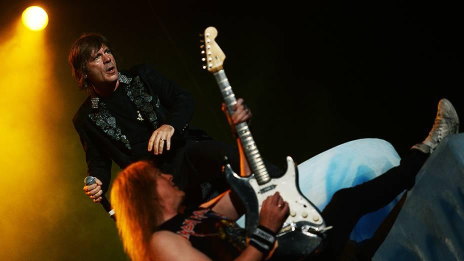 Apresentação do Iron Maiden no Rock in Rio 2013