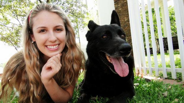 Isabela Fiorini: 19 anos, de São Miguel do Oeste (SC). Estudava medicina veterinária na UFSM