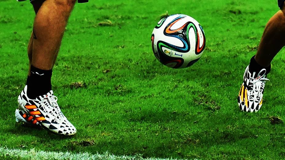 Chuteiras da seleção italiana de futebol