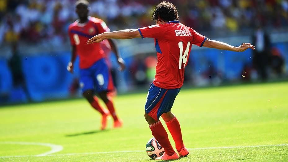 Costa Rica, a surpresa da Copa do Mundo, segura empate com a Inglaterra e garante a liderança no grupo da morte