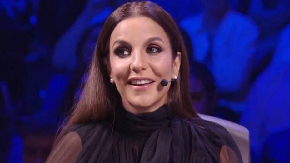 Ivete Sangalo é jurada do SuperStar